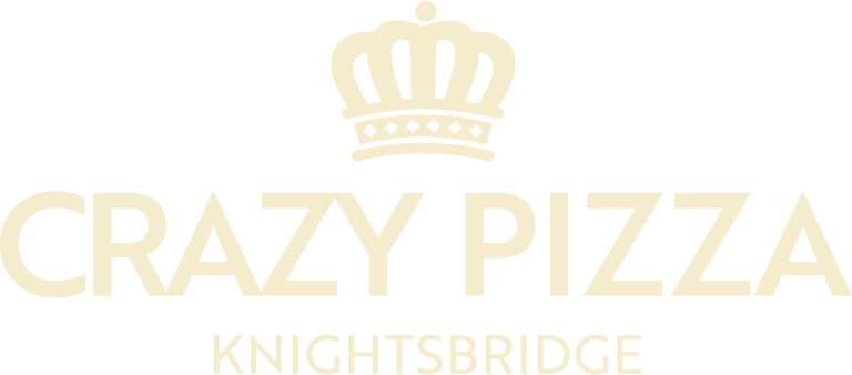 Crazy Pizza Knightsbridge Logo