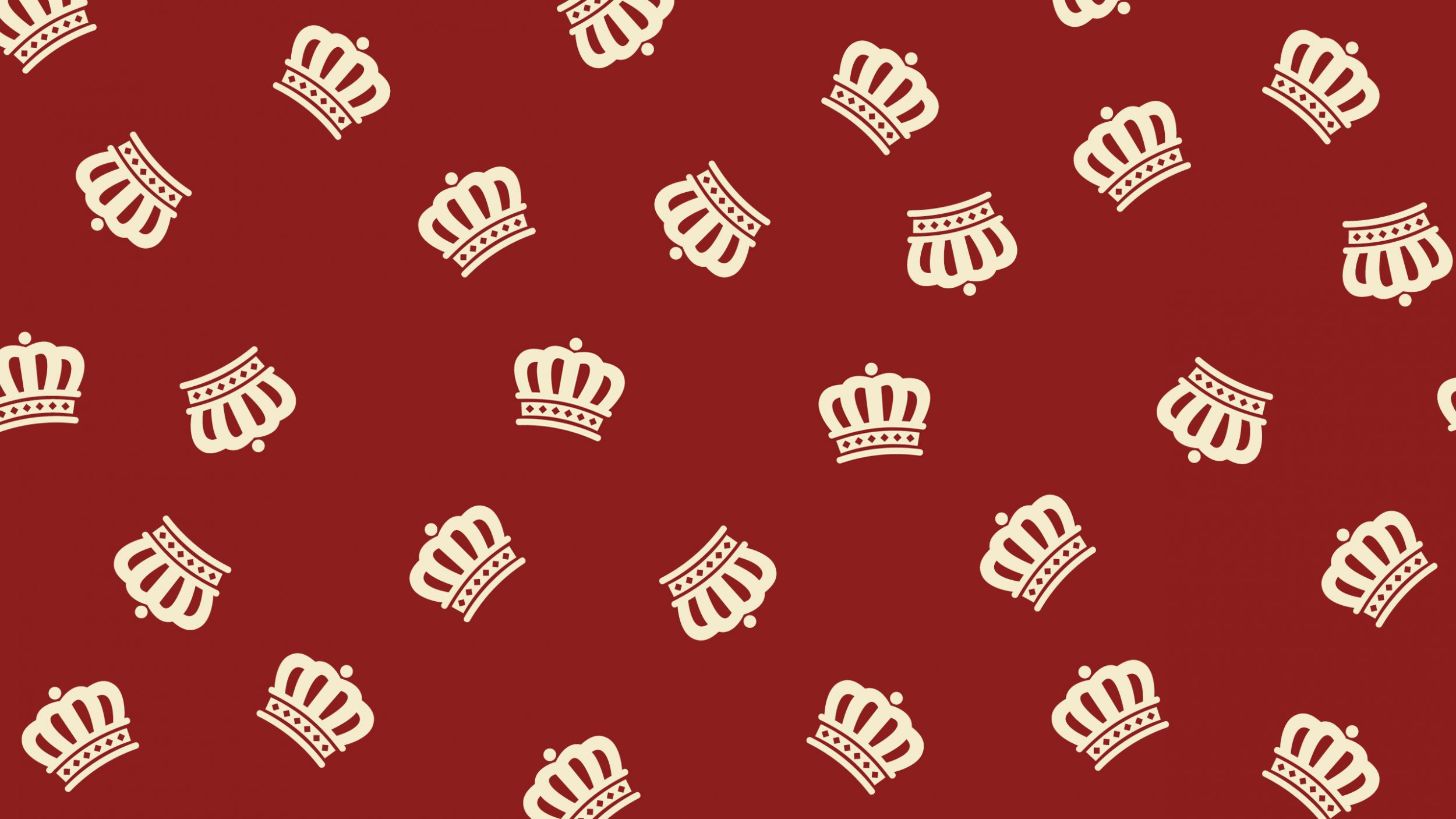 Crown background.